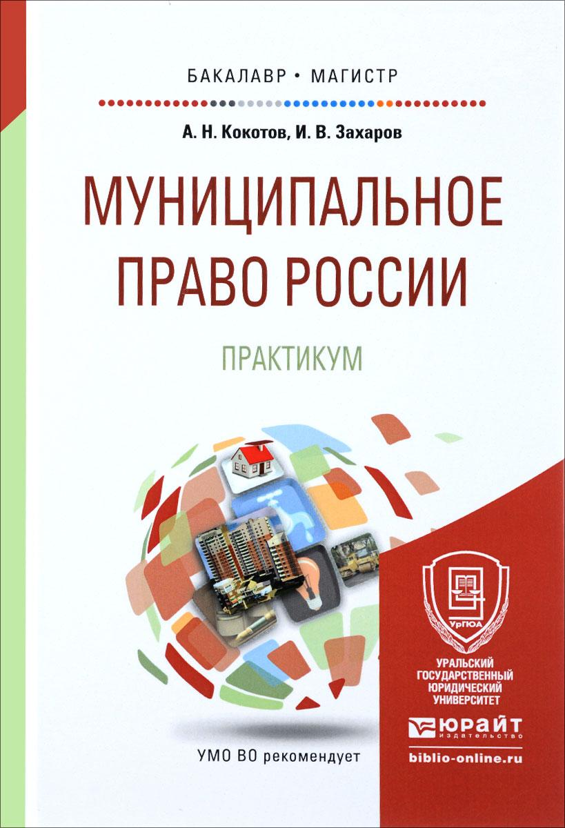 Муниципальное право России. Практикум. Учебное пособие