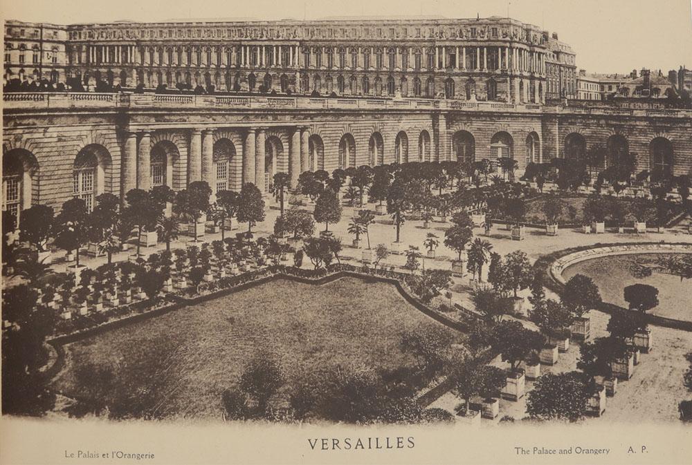 Версаль и Трианон. Альбом видов