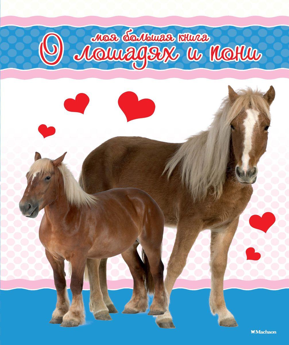 Моя большая книга о лошадях и пони12296407Эта красочная книга-альбом посвящена разным породам домашних лошадей и пони. На замечательных фотографиях крупным планом представлены быстроногие скакуны, упряжные лошади, трудолюбивые тяжеловозы и симпатичные пони. Лаконичные тексты познакомят вас со строением и поведением четвероногих помощников человека. Вы узнаете о «профессиях», породах и мастях этих благородных и дружелюбных животных. Не забыты и советы по содержанию, кормлению лошадей и уходу за ними.