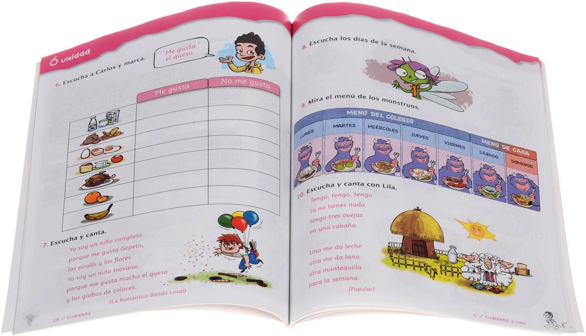 Superdrago 1: Curso de espanol para ninos: Alumno