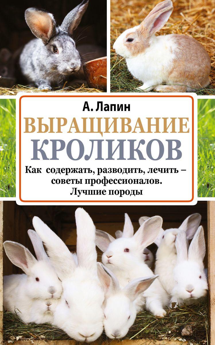 Выращивание кроликов. Как содержать, разводить, лечить - советы профессионалов. Лучшие породы ( 978-5-17-089554-0 )