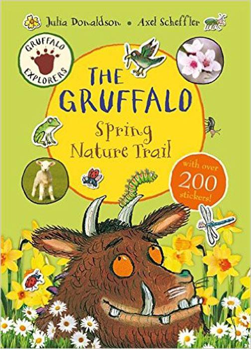 Gruffalo Explorers: The Gruffalo Spring Nature Trail (+стикеры)