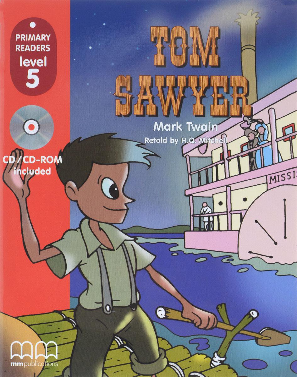 Tom Sawyer: Student's Book: Level 5 (+ CD-ROM)