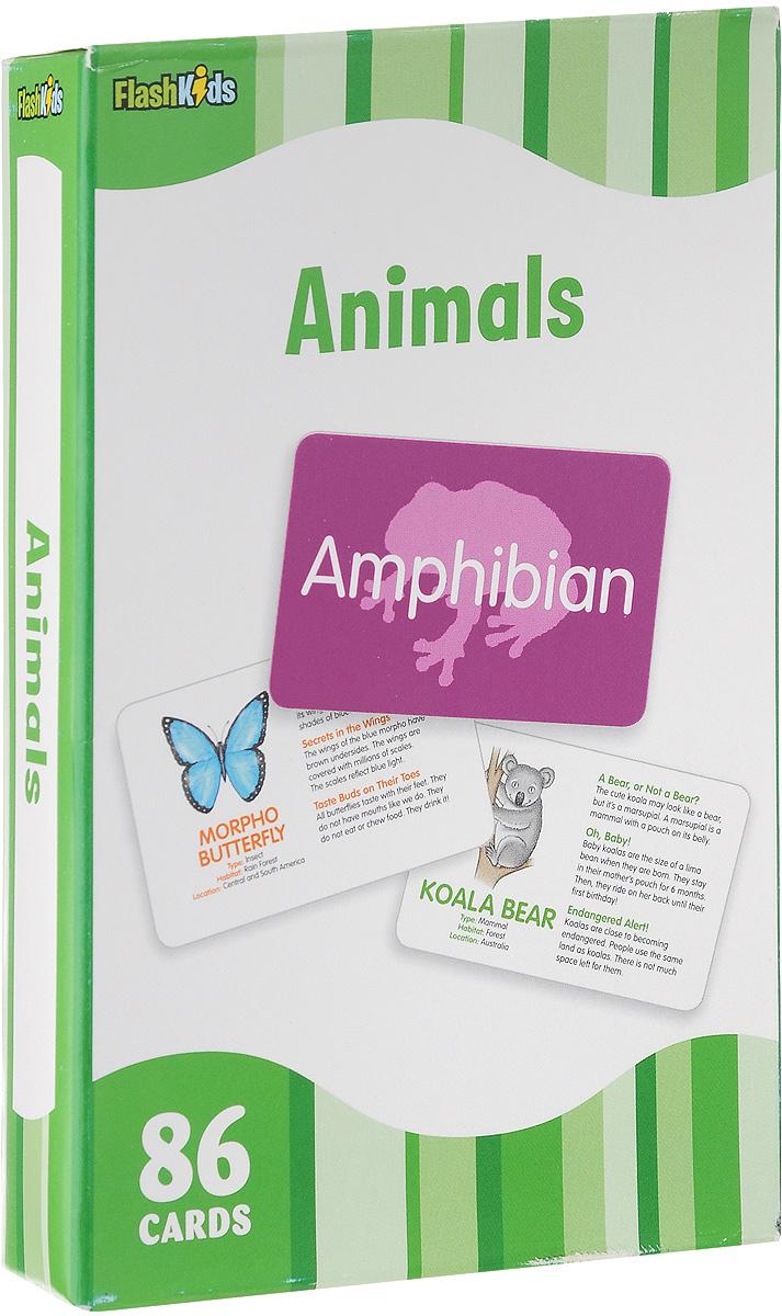 Animals Flashcards (86 cards)
