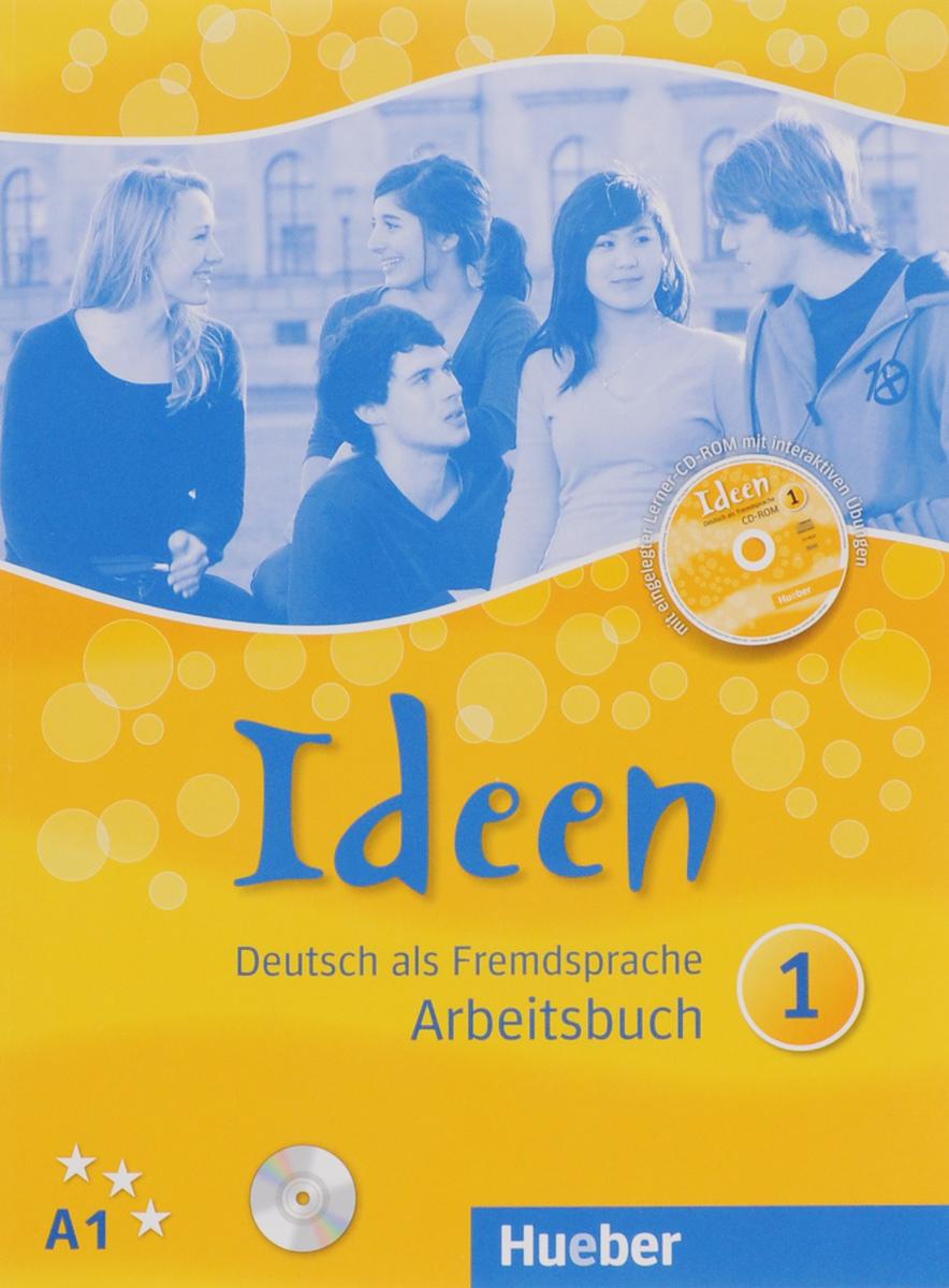 Ideen 1, Arbeitsbuch mit CD zum Arbeitsbuch + CD-ROM