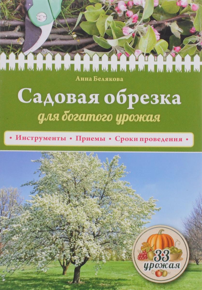 Садовая обрезка для богатого урожая