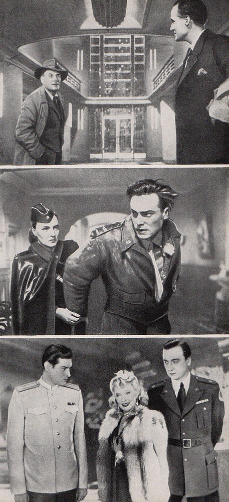 Lebendige Leinwand. 60 Jahre Film
