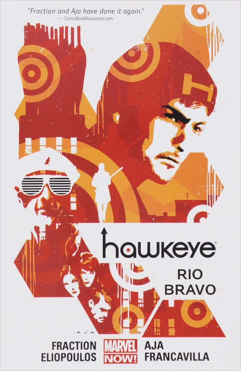 Hawkeye: Volume 4: Rio Bravo