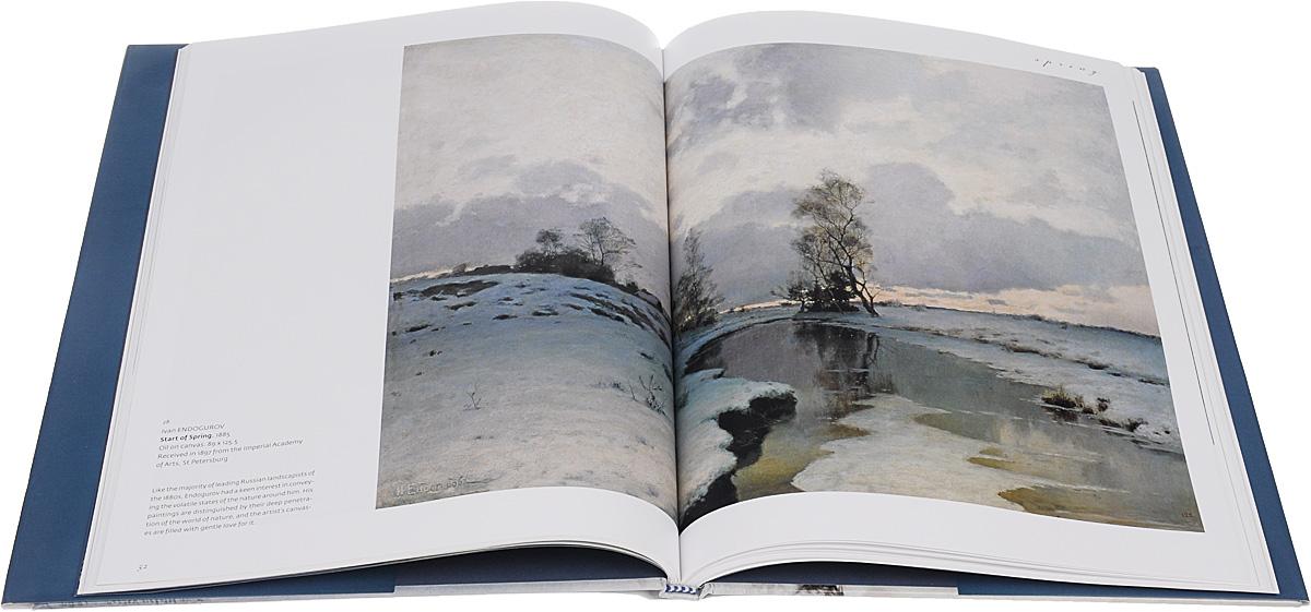 Государственный русский музей. Альманах, №469, 2016. The Four Seasons