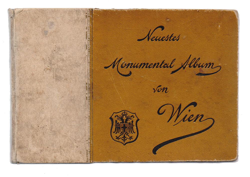 Neuestes Monumental-Album von Wien