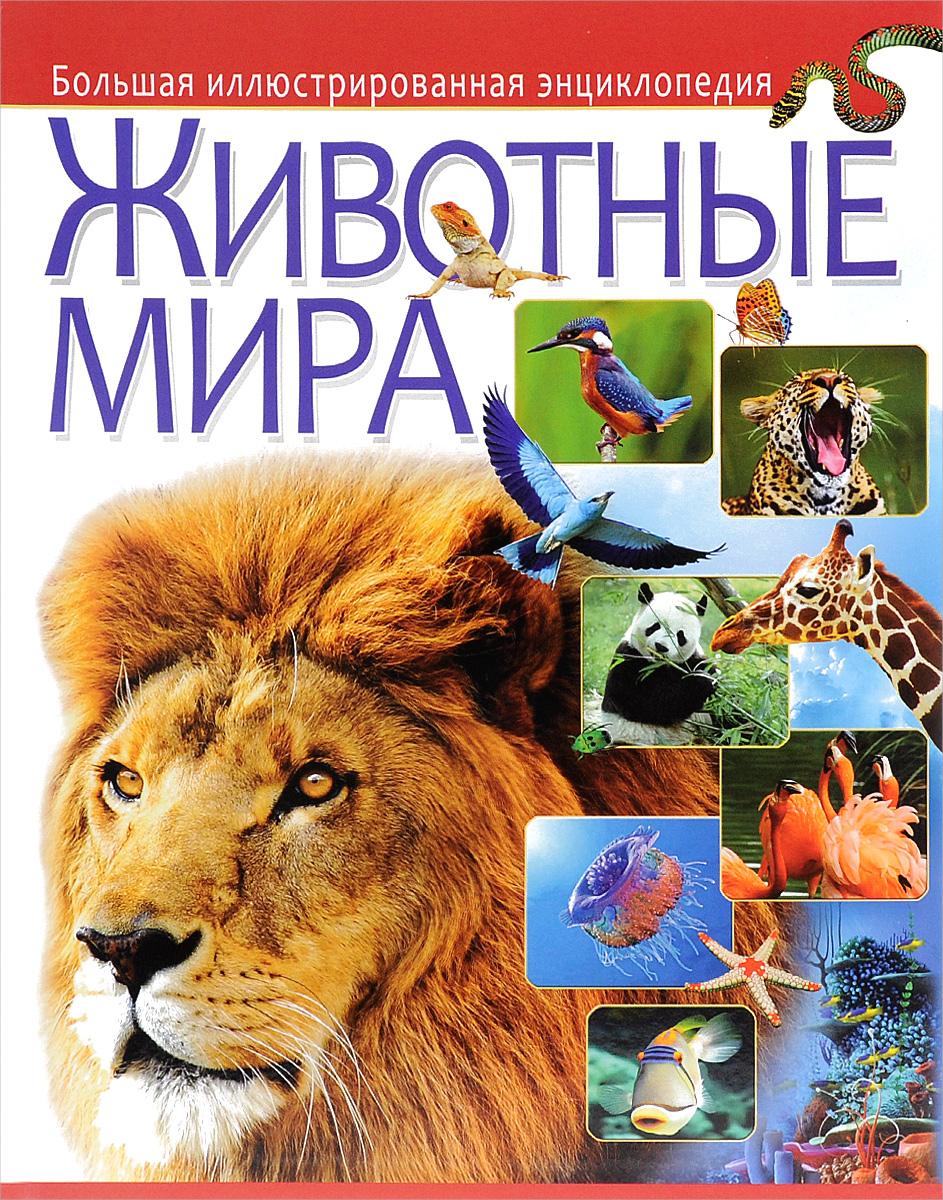 Животные мира. Большая иллюстрированная энциклопедия12296407Большая иллюстрированная энциклопедия животного мира - книга для тех, кто хочет больше узнать об обитателях нашей планеты. В ней легко ориентироваться в классах животных: беспозвоночные, земноводные, рептилии, рыбы, млекопитающие и птицы. Вы прочитаете об их среде обитания, особенностях поведения и образе жизни. А более 1 000 красочных иллюстраций помогут вам узнать неповторимый облик каждого представителя животного мира. Наша уникальная энциклопедия откроет вам удивительный мир живой природы!