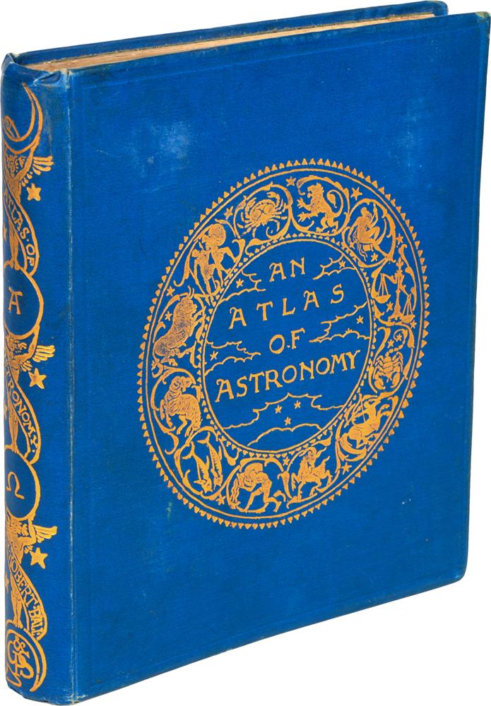 An Atlas of Astronomy