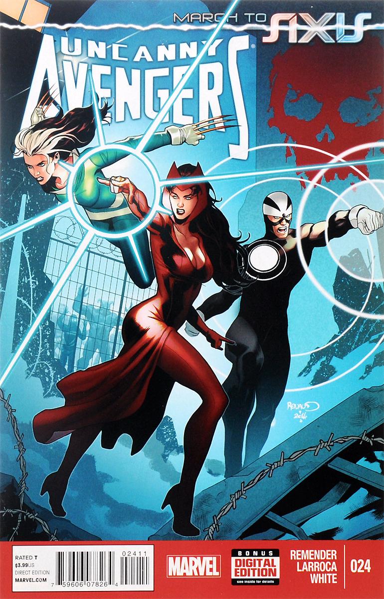 Uncanny Avengers,№ 24, November 2014