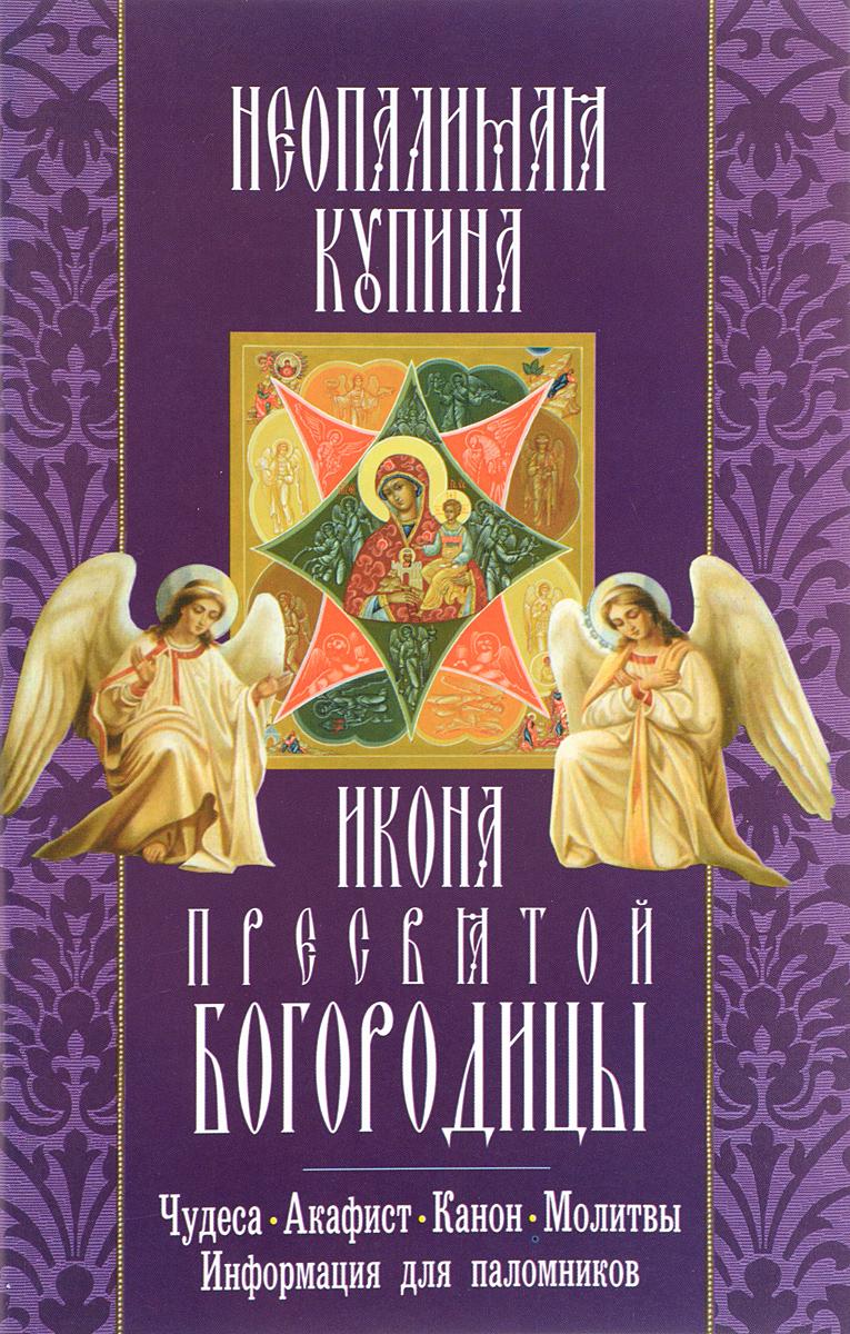 """Икона Пресвятой Богородицы """"Неопалимая Купина"""""""