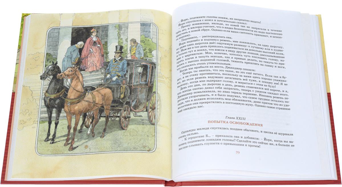 Чёрный Красавчик. Автобиография лошади