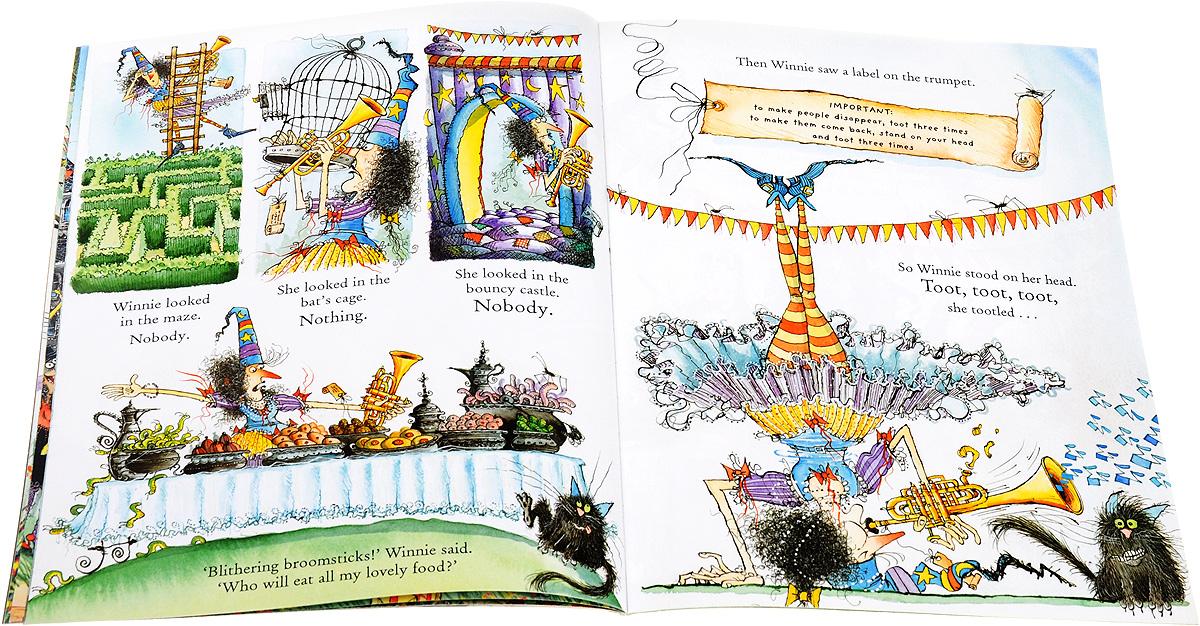 Happy Birthday Winnie! (paperback and CD)
