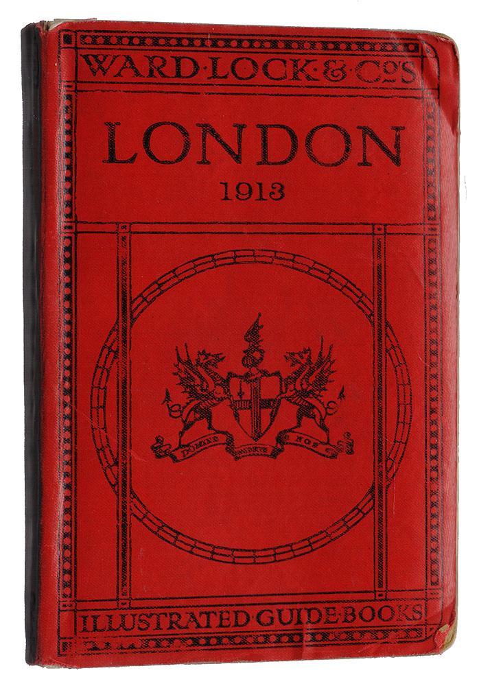 London and its environs. Путеводитель