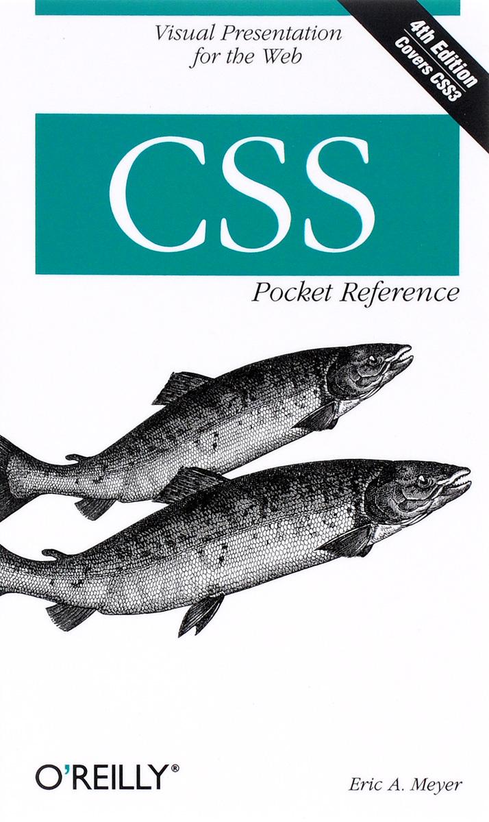 CSS Pocket Reference 4e