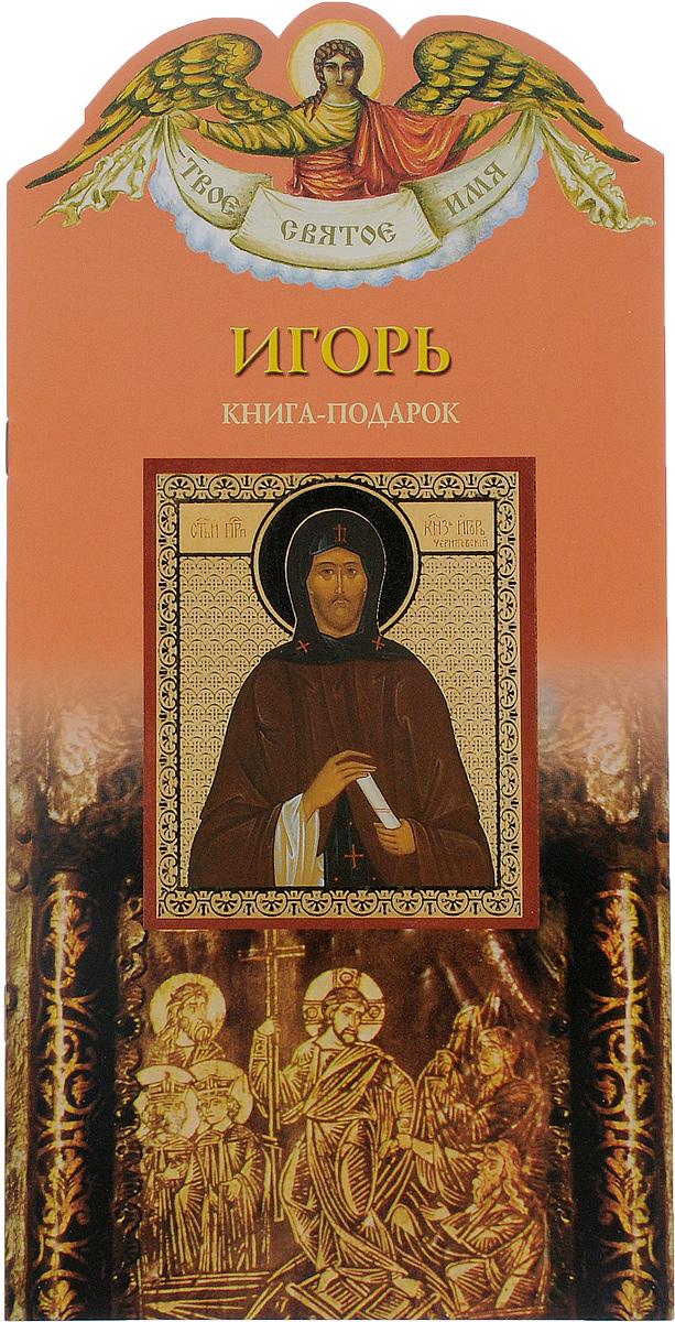Игорь. Книга-подарок