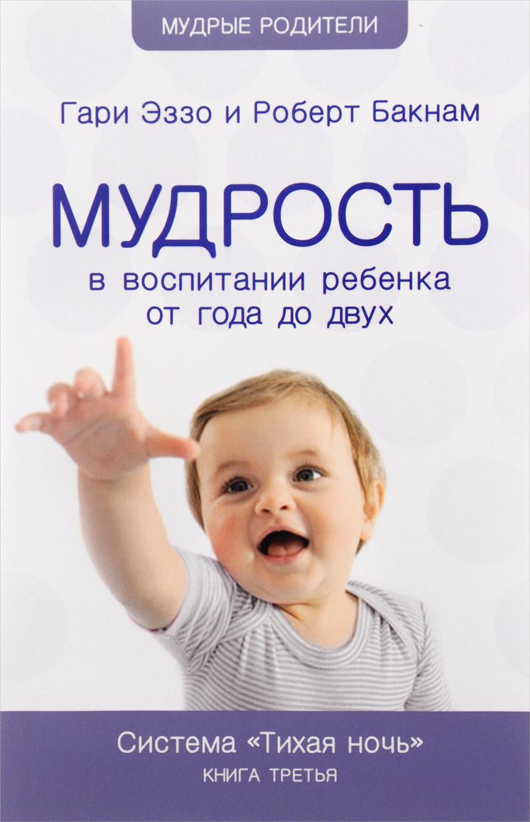 Мудрость в воспитании ребенка от года до двух. Система