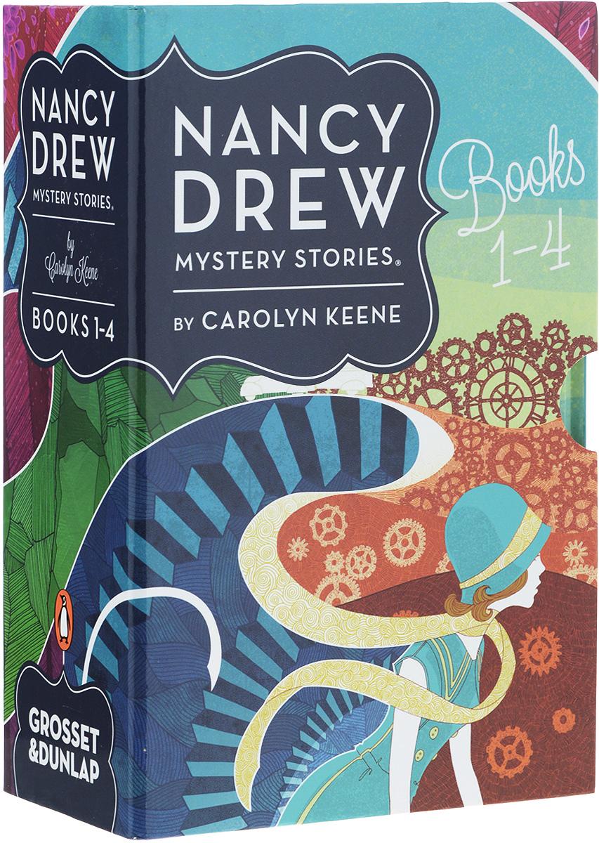 KEENE, CAROLYN NANCY DREW MYSTERY STORIES 1-4