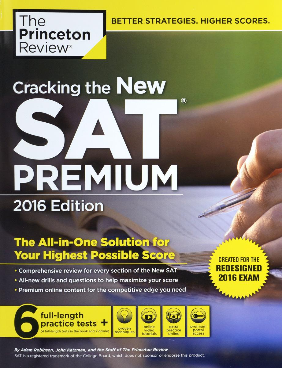 CRACKING NEW SAT PREM 2016
