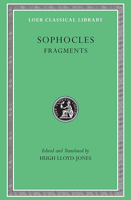 Fragments L483 V 3 (Trans. Lloyd–Jones)(Greek)