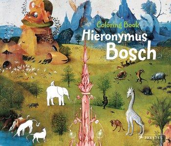 Hieronymus Bosch: Coloring Book
