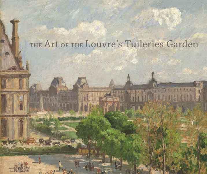 Art of the Louvre's Tuileries Garden