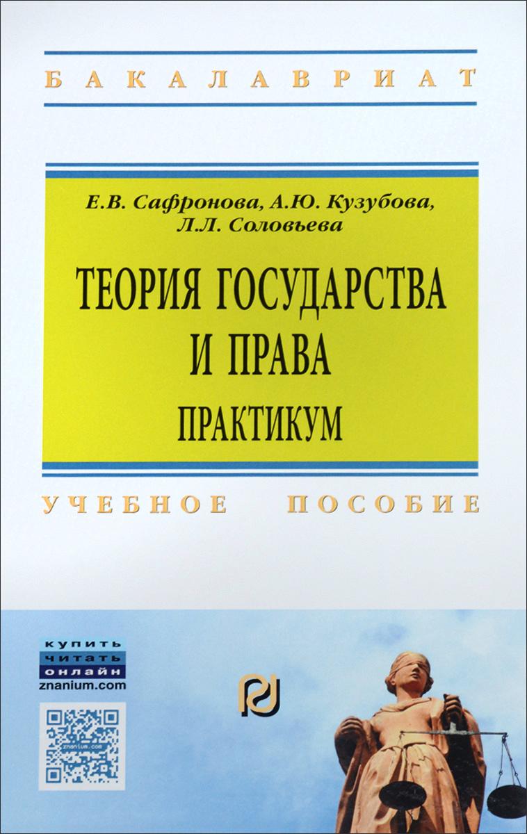 Теория государства и права практикум. Учебное пособие