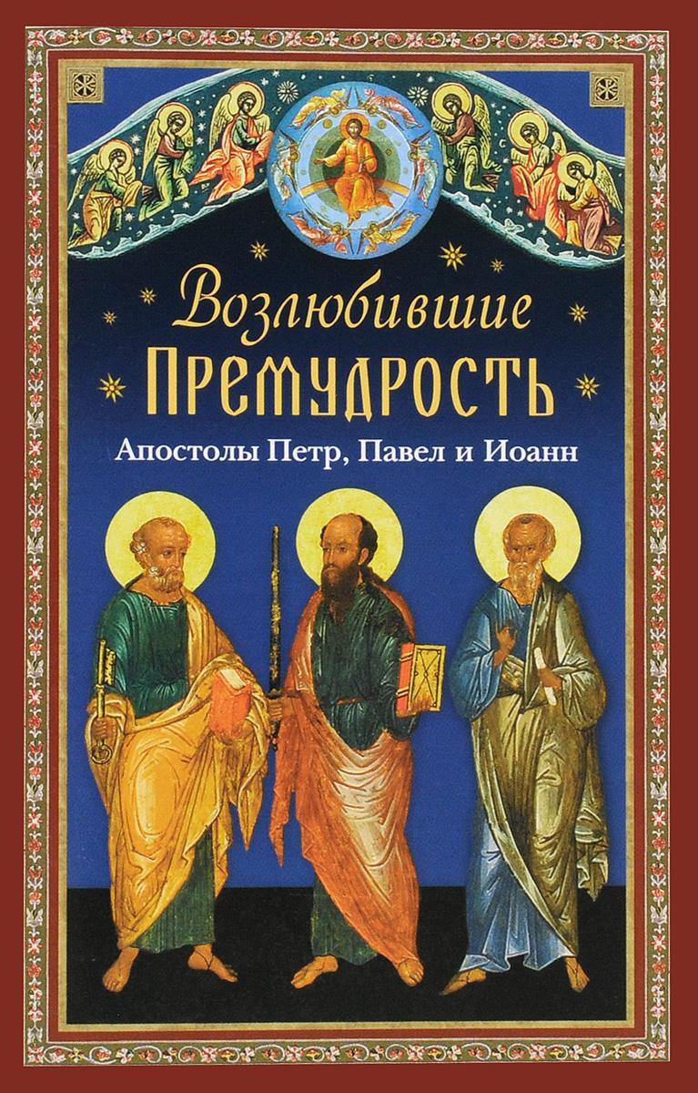 Возлюбившие Премудрость. Апостолы Петр, Павел и Иоанн ( 978-5-91362-989-0 )