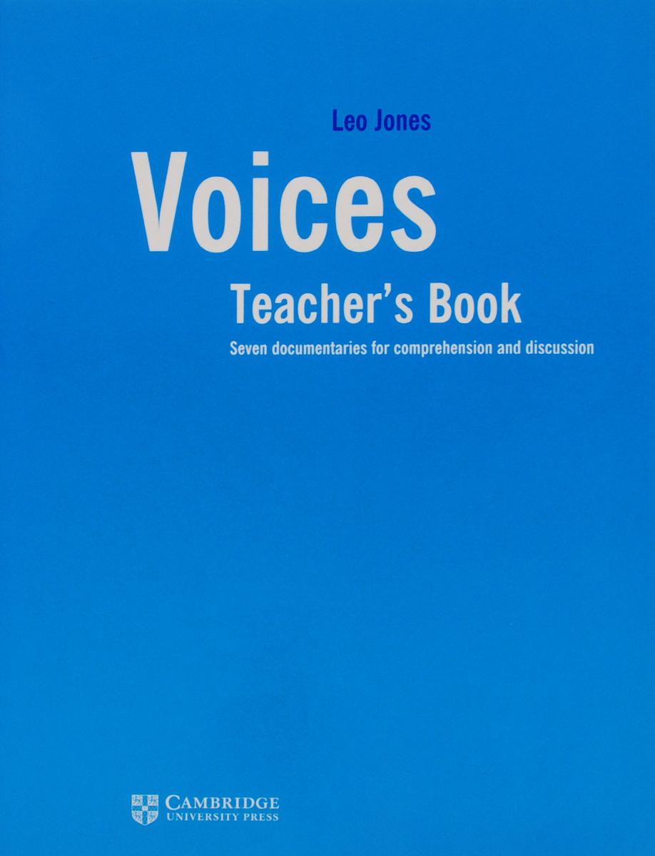 Voices Video Teachers Book