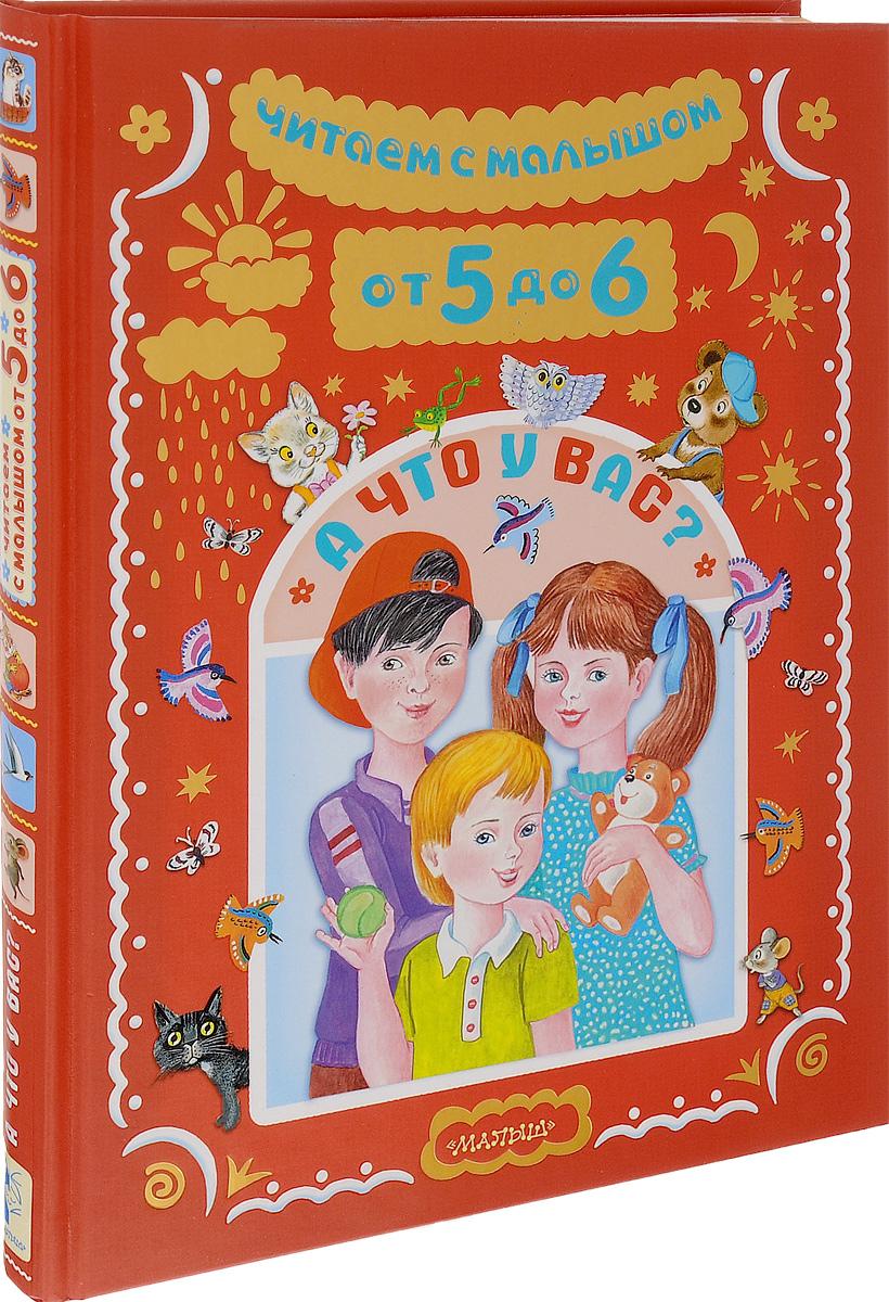 Читаем с малышом. От 5 до 6. А что у вас?