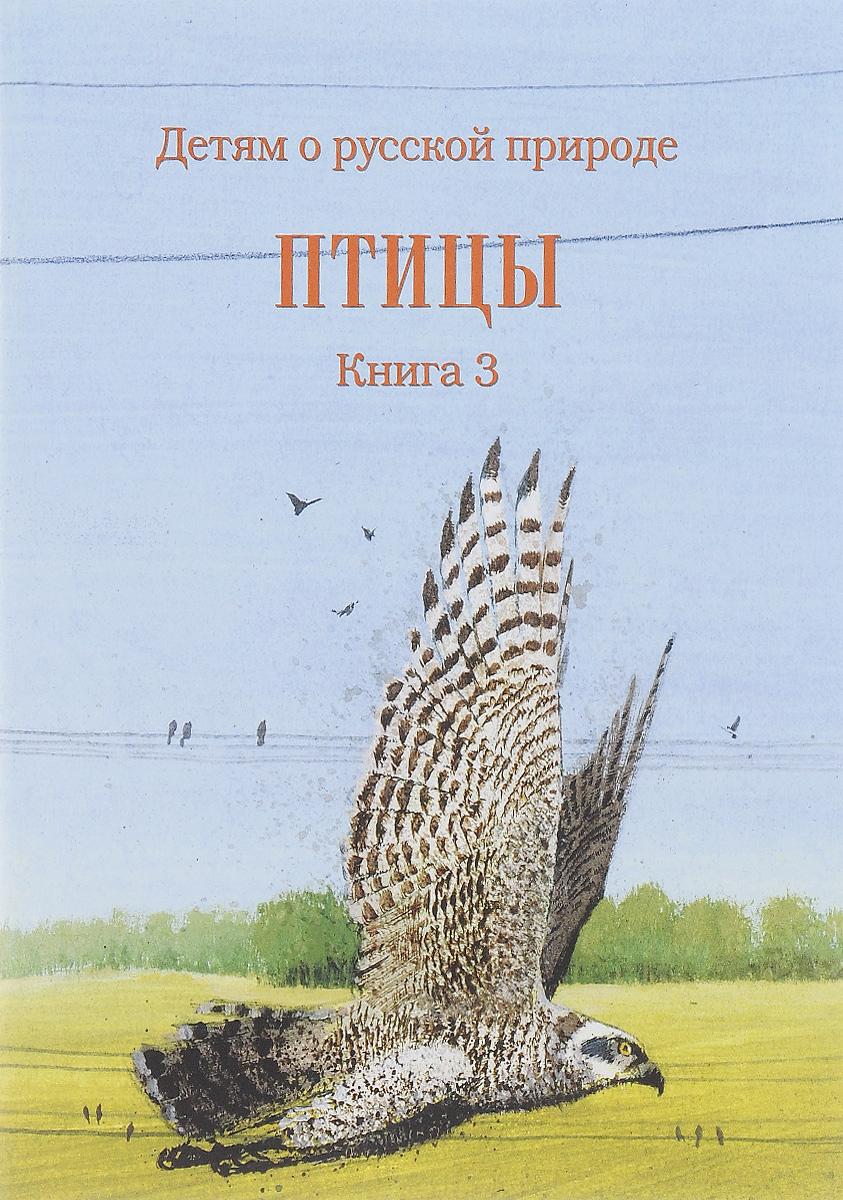Детям о русской природе. Птицы. Книга 3
