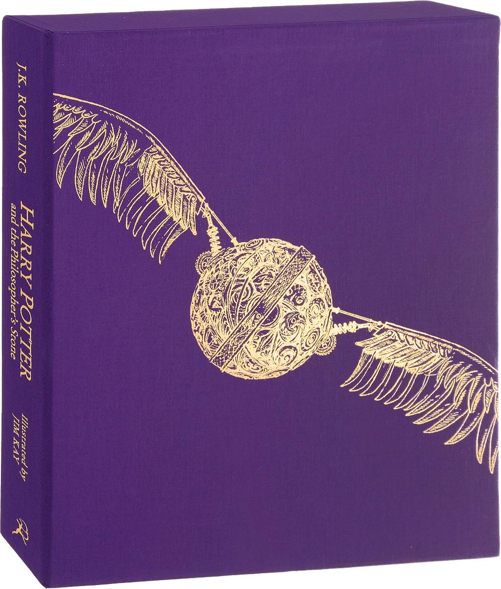 Harry Potter and the Philosophers Stone (подарочное издание)