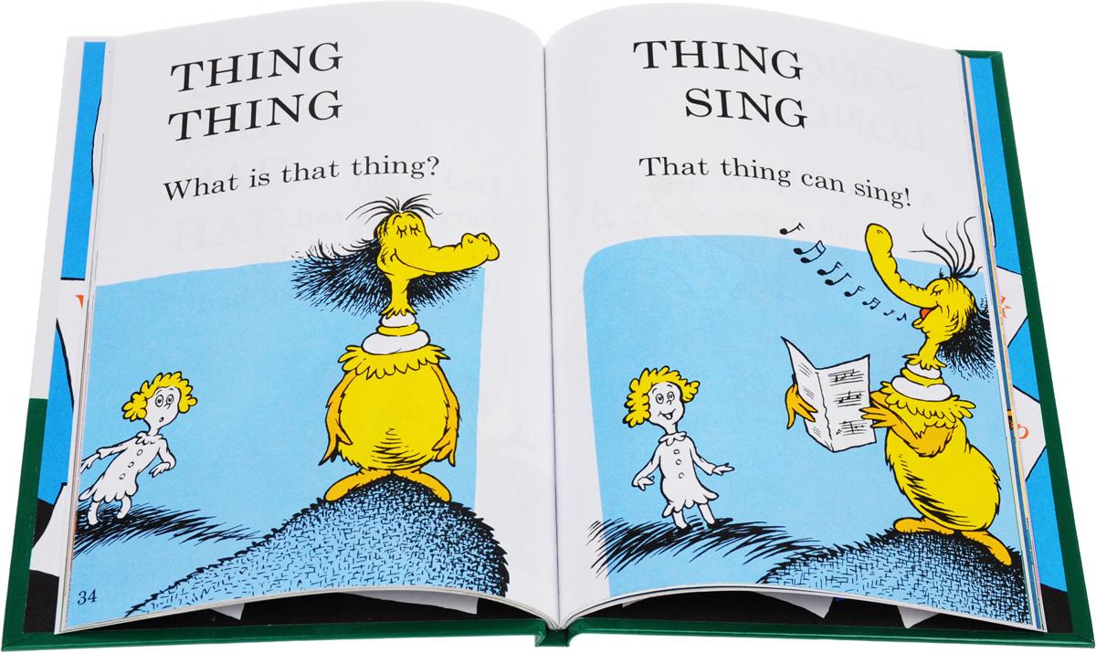 Dr. Seuss's Beginner Book Collection (комплект из 5 книг)