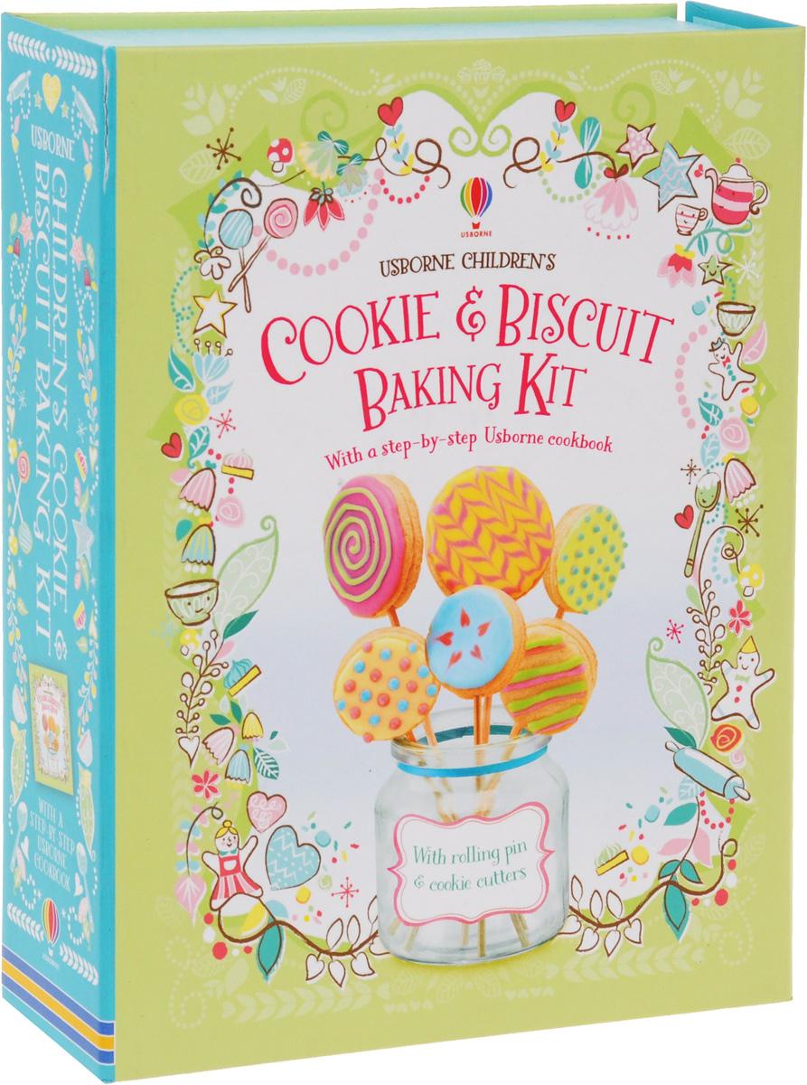 Usborne Children's Cookie & Biscuit Baking Kit