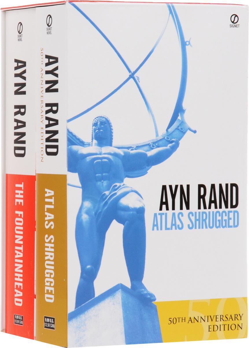 The Fountainhead. Atlas Shrugged (комплект из 2 книг)