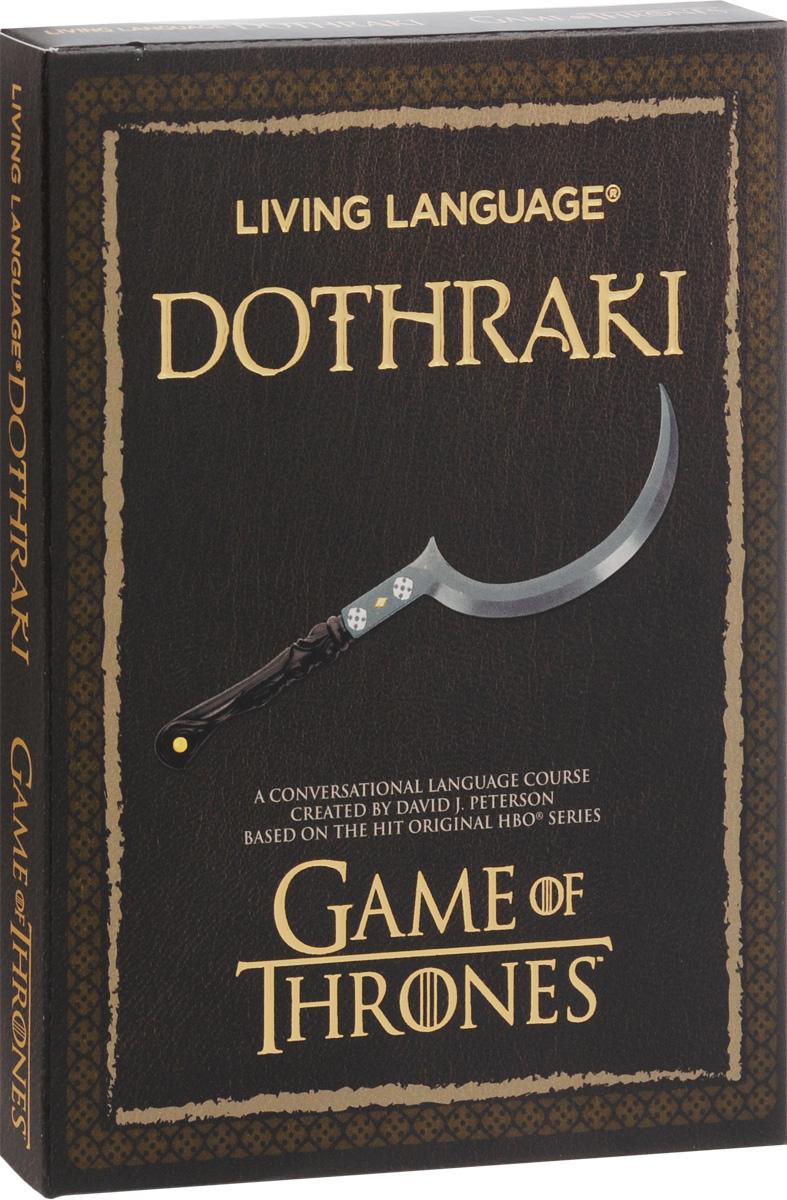 Dothraki (+ CD)