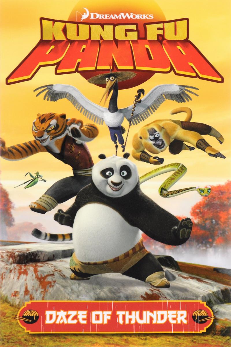 Kung Fu Panda: Volume 1: Daze of Thunder