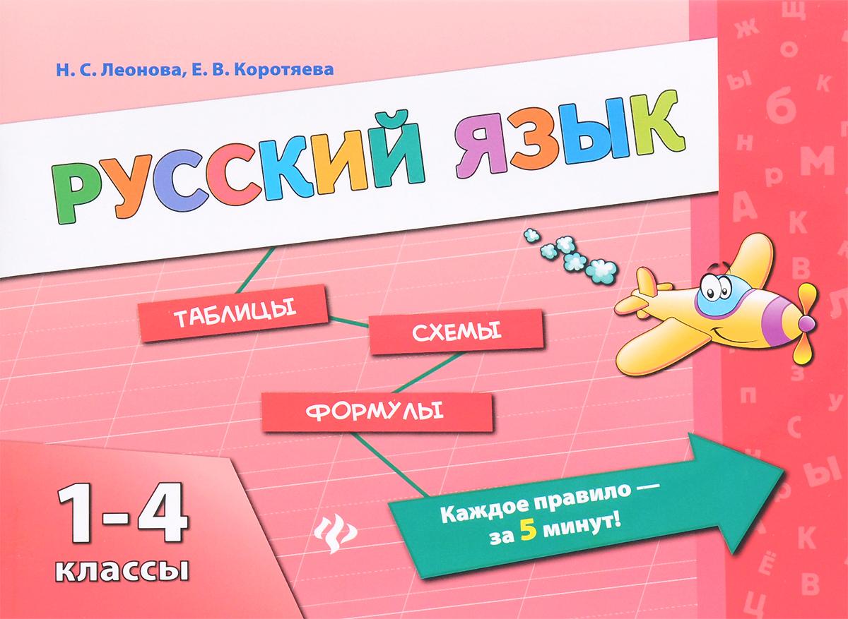 Русский язык. 1-4 классы