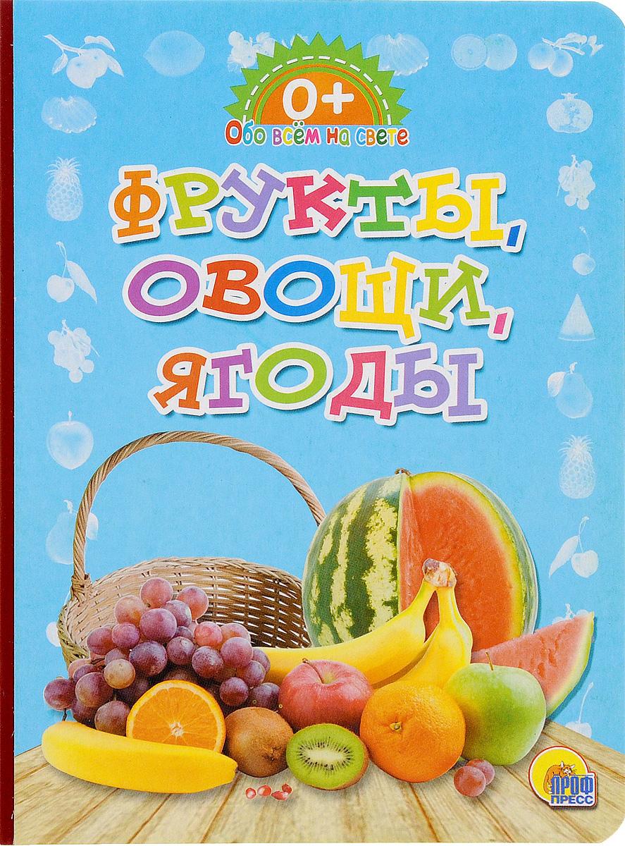 Фрукты, овощи, ягоды ( 978-5-378-25606-8 )