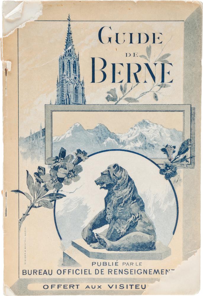 Guide de Bern
