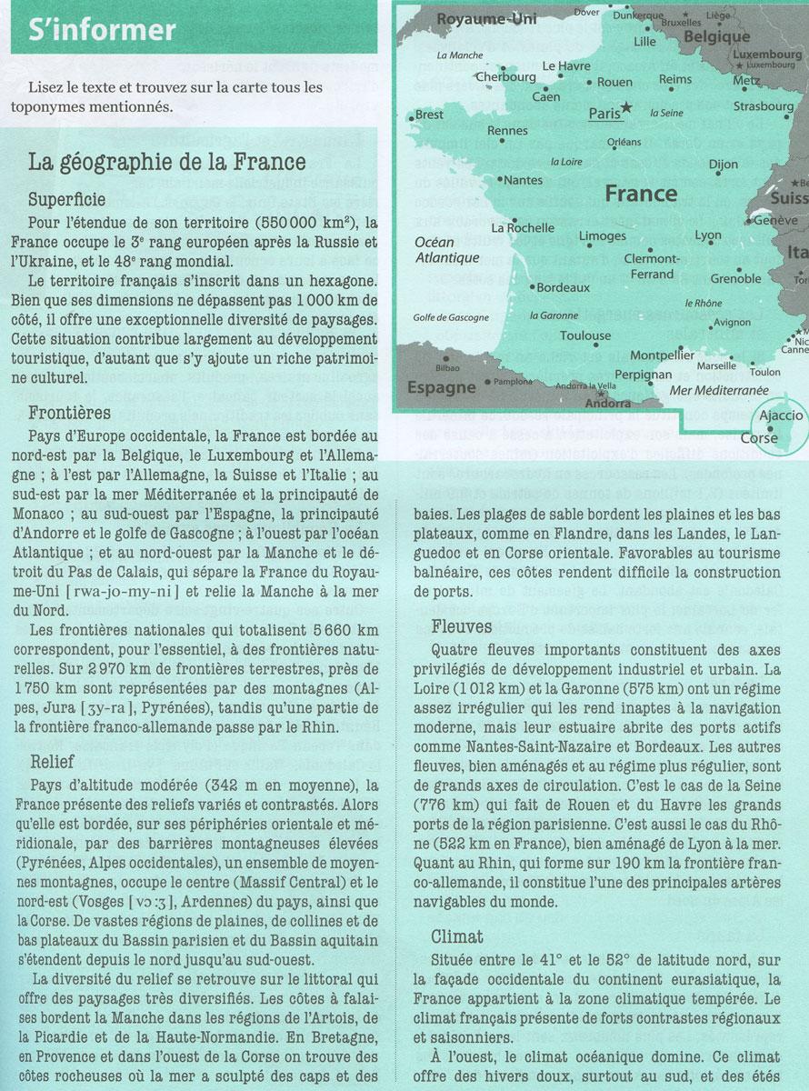 Французский язык. Учебник (комплект из 2 книг + CD)