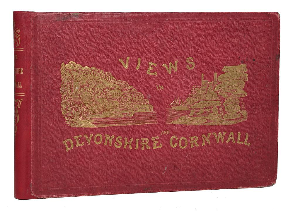 Виды Девоншира и Корнуолла