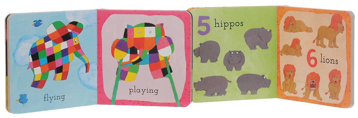 Elmer's Little Library (комплект из 4 миниатюрных книг)