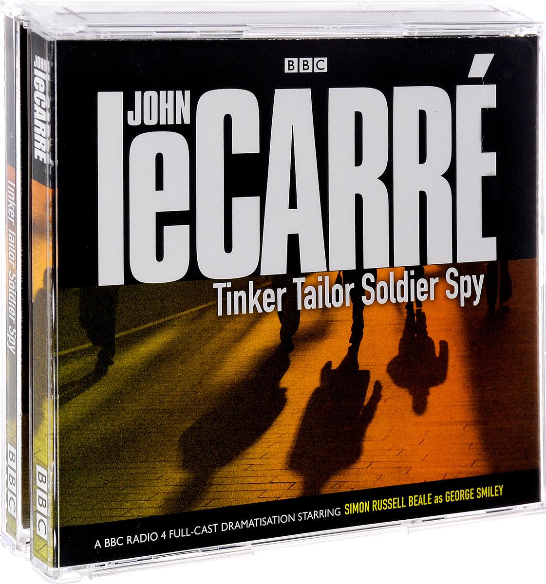 Tinker Tailor Soldier Spy (аудиокнига на 3 CD)