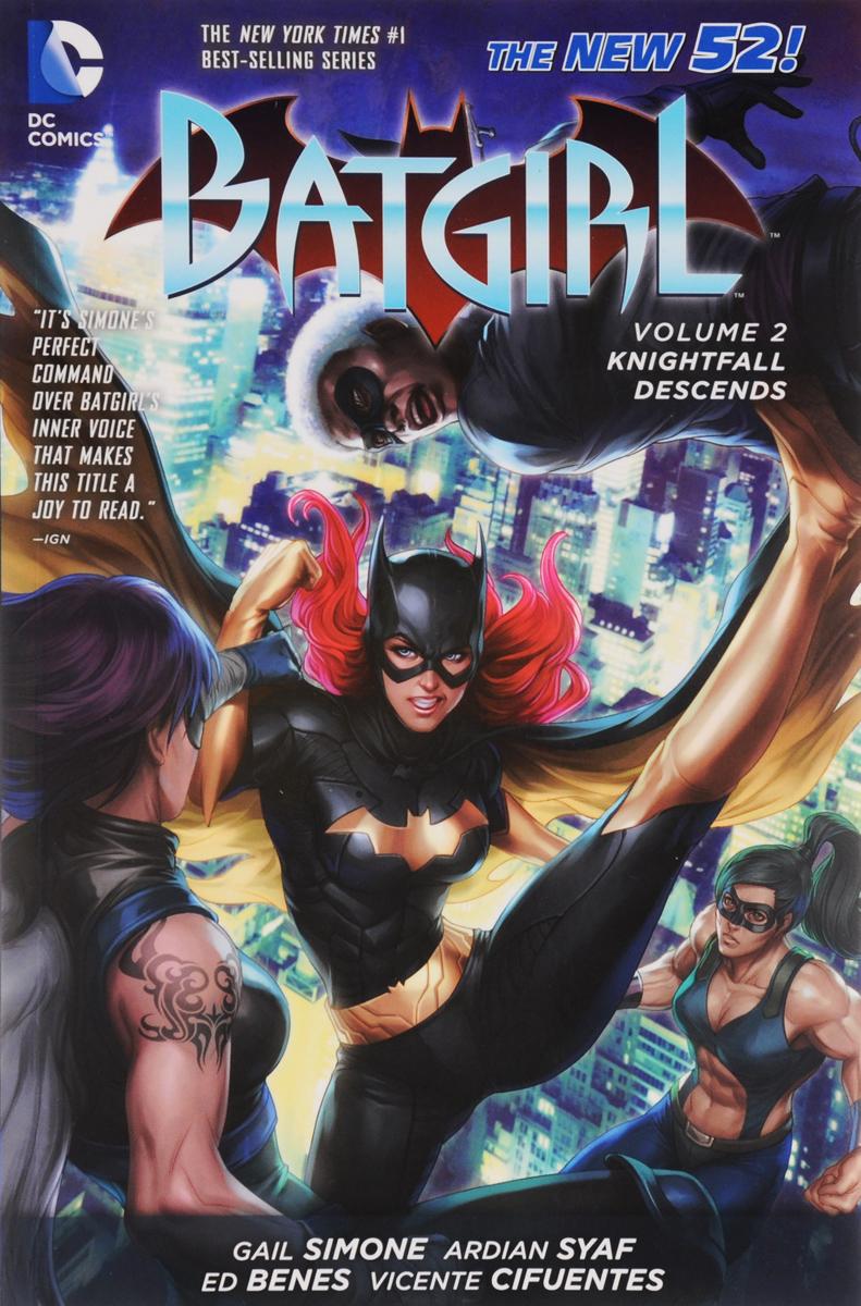 Batgirl: Volume 2: Knightfall Descends
