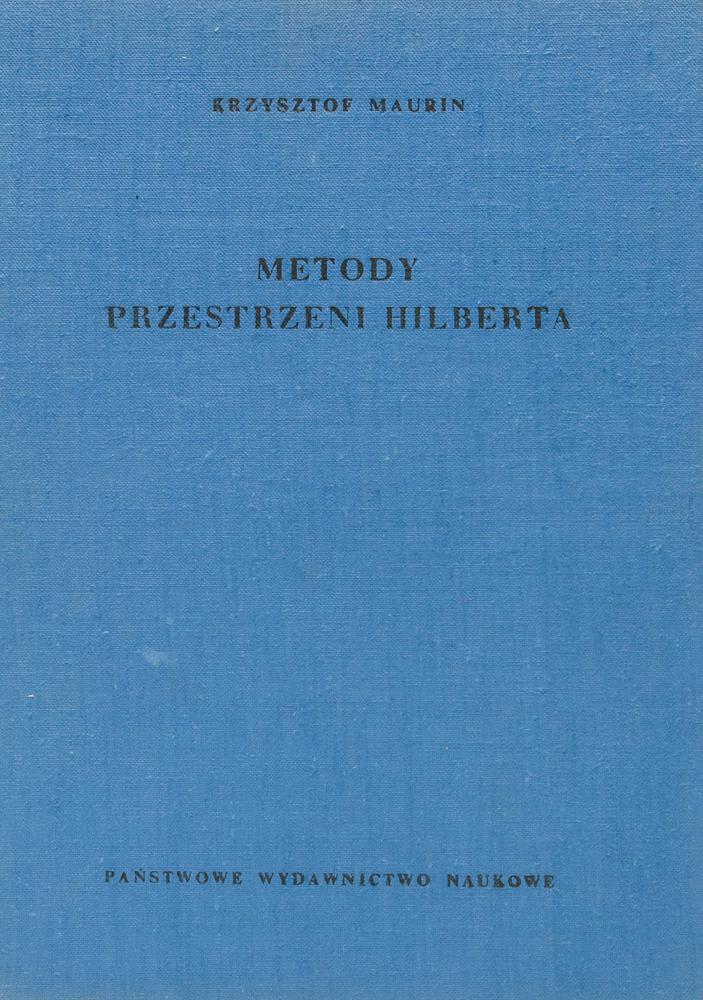Metody przestrzeni Hilberta