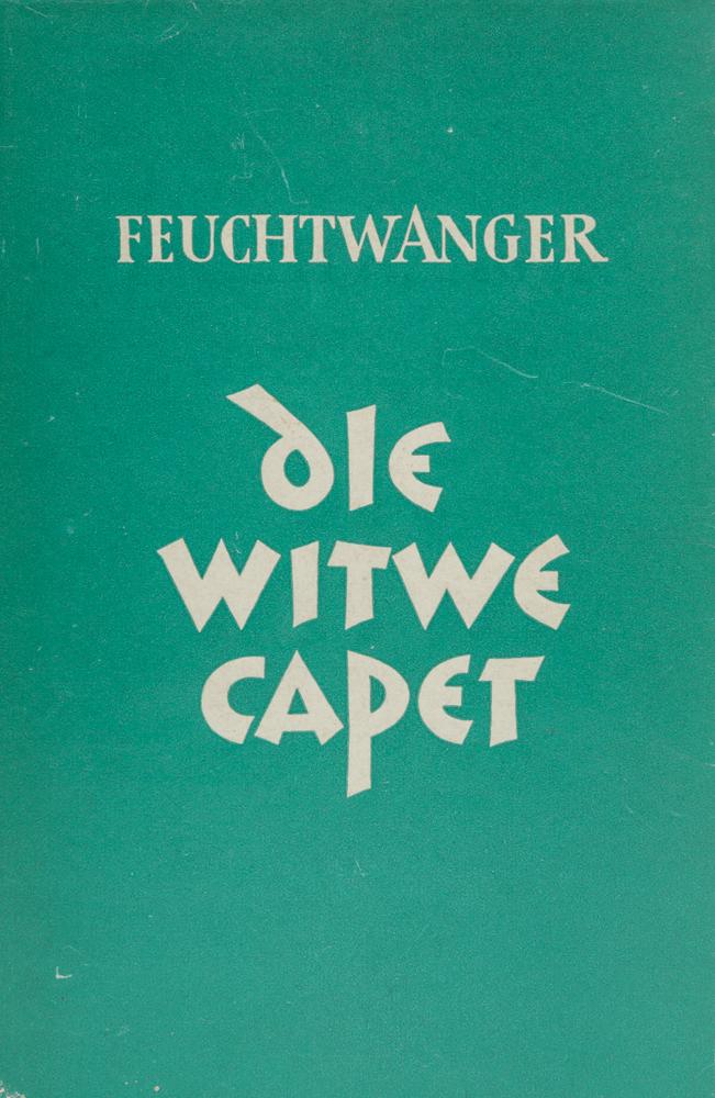 Die Witwe Capet